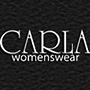 logo CARLA Womenswear darkBetty Barclay dameskleding collectie bij Boetiek CARLA Womenswear in Willebroek